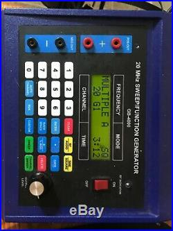 GB 4000 MOPA frequency Generator