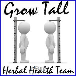 Gain Height Now be up to 6 inches Taller 12 Month Course SOLD WORLDWIDE