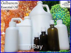 Galbanum Essential Oil. 9 Sizes. 10ml Gallon. Free Shipping