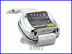 Health care wrist watch control blood pressure digital blood glucose laser watch