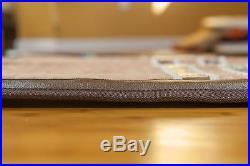 HealthyLine Amethyst Jade Tourmaline InfraRed Heating Energy Soft Pad 40''x24