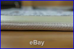 HealthyLine Amethyst Tourmaline Gemstone Heated Pad 72x24 Mat with PEMF Ions
