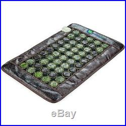 HealthyLine FIR Jade and Tourmaline Mat Far InfraRed Heating Pad 32in x 20in