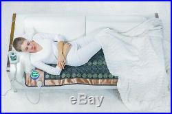 HealthyLine Jade Tourmaline Stones InfraRed Heat Energy Large Mat 72 x 24