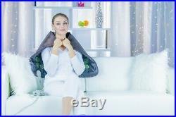 HealthyLine Jade Tourmaline Stones Light Far InfraRed Heating Pad 32 x 20