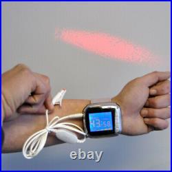 High Blood Sugar Control Therapy Laser Watch Rhinitis Cholesterol Hypertension