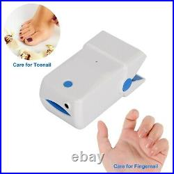 Home-Use Nail Cleaner Fungus Laser Treatment Device Toe Nail Painless Effective
