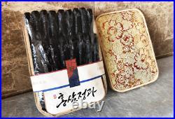 Honeyed Korean Red Ginseng Whole Roots 900g (2lb) X 1 Box, Saponin, Panax