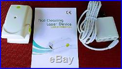 Incredible Nail Fungus Laser Treatment Device PLUS Disinfecting Blue LED's