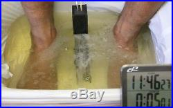 IonExchange Detox Ion Ionic Foot Bath Foot Detox Spa Cleanse Machine