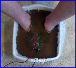 Ionic Detox Foot Bath Practitioner's Deluxe Package