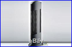 Ionmax Ion401 Black Air Purifier Ionic Filtration Freshner Ioniser Dust Cleaner