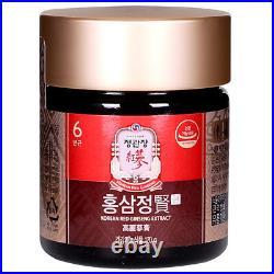 KGC Cheong Kwan Jang Korean Red Ginseng 6 Years Extract Hyun Health Food 240g
