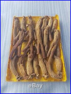 Korean Red Ginseng Root 6years 400g (20 roots) man's health