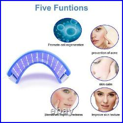 LED Photon Light Therapy Face Body Beauty Machine Skin Rejuvenation