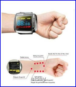 Lllt therapeutic laser portable laser glucose control phototherapy smart watch