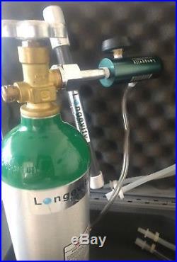 Longevity Resources Ext-50 Ozone Generator, Case & Extras