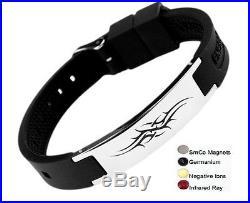 Magnetische Energie Energien Armband Gesundheit 5in1 Bio Armreif