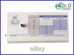 Medical Grade Ozone Generator, Ozone Therapy Machine 85 G, International Power