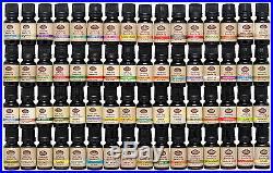 Mega Set 64/10 ml 100% Pure Therapeutic Grade Essential Oil Fabulous Frannie