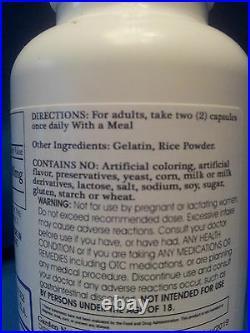 Moringa Oleifera Extract Max 10000 mg 180Caps Herb Anti Aging 3 Month Supply