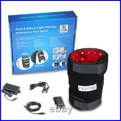 Near Infrared & Red Light Therapy Wrap for Joint Pain Relief Speeds Healing