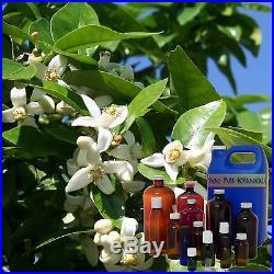 Neroli Essential Oil 100% Pure Sizes 1 ml 8 oz