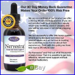 Nervestra Neuropathy & Nerve Pain Support Supplement 3 Bottle Value Pack