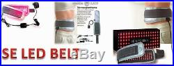 New Cosway SE LED Belt Near Infrared Red Light Therapy Healing