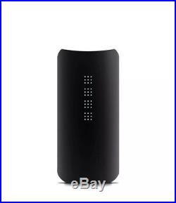 New Davinci IQ Stealth Black Portable Vape Free Express Shipping 10 YR Warranty