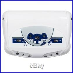 New Dual Ion Detox Ionic Aqua Foot Bath Chi Spa Machine Array Health Care Us