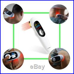 New LLLT Cold Laser Therapy Physiotherapy Device for Human and Animal Arthritis