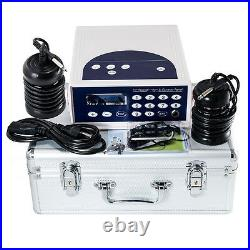 New Professional Ionic Detox Foot Bath & Spa Chi Cleanse Machine US with 10 Liners