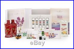 New Young Living essential oils starter kit lot + diffuser includes membership