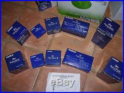 Nikken 4xPiMag Aqua Pour Mineral Stones Cartridge Filter Microsponge 1386 1361