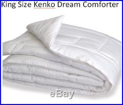 Nikken Kenkotherm Dream Comforter. King Size. Far-infrared/magnetic. #1266. NIB