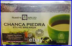 Nuestra Salud Chanca Piedra Te Stone Breaker Filtered Tea Made In Peru