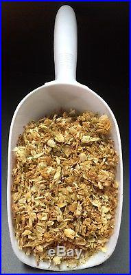 Organic Dried Jasmine Flower 50 Grams Jasminium Officinale Herb, Free Post