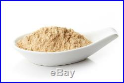 Organic Lions Mane Mushroom Powder Hericium Erinaceus Brain & Memory Tonic