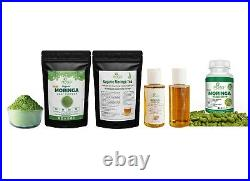 Organic Moringa Powder 1-5 LB Antioxidant Rich, Weight Loss, Raw SUPERFOOD -MOGO