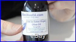 Over 25% OFF Massive Bargain 4 X 100ml bottles of C60 Carbon 60 in Olive Oil