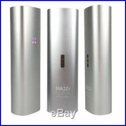 PAX 3 Vaporizer / Verdampfer Grundausstattung für Kräuter Platinum