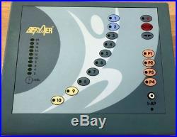 PEMF BEMER 3000-FULL EXTRA's 2 Mats, Red Light, Local App. Sensor, Bag, etc