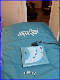 PEMF BEMER 3000 legendary original quality device, refurbished. BEST BARGAIN