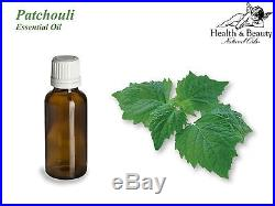 Patchouli Essential Oil. 9 Sizes. 10ml Gallon. Free Shipping