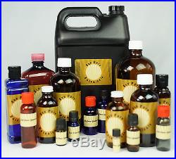 Patchouli Essential Oil Pure Uncut Sizes 3ml to 1 Gallon