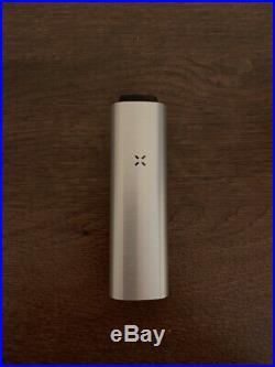 Pax 2 Dry Herb Premium Vape Silver