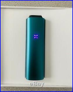 Pax 3 Green Gently Used Complete Box