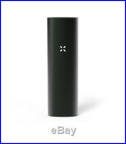 Pax 3 Vape Complete Kit Matte Black + FREE 4-Piece Grinder & Adjustable Pusher