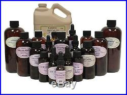 Peppermint Essential Oil Pure Uncut Sizes from 0.6 oz to 1 Gallon Free Shipping